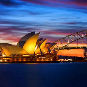 OCEANIA – AUSTRALIA & NEW ZEALAND